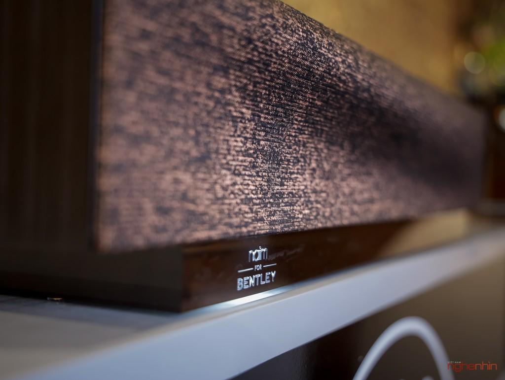 Naim Mu-so 2 phiên bản Bentley – Hệ thống audio all-in-one đẳng cấp luxury Anh Quốc ảnh 2