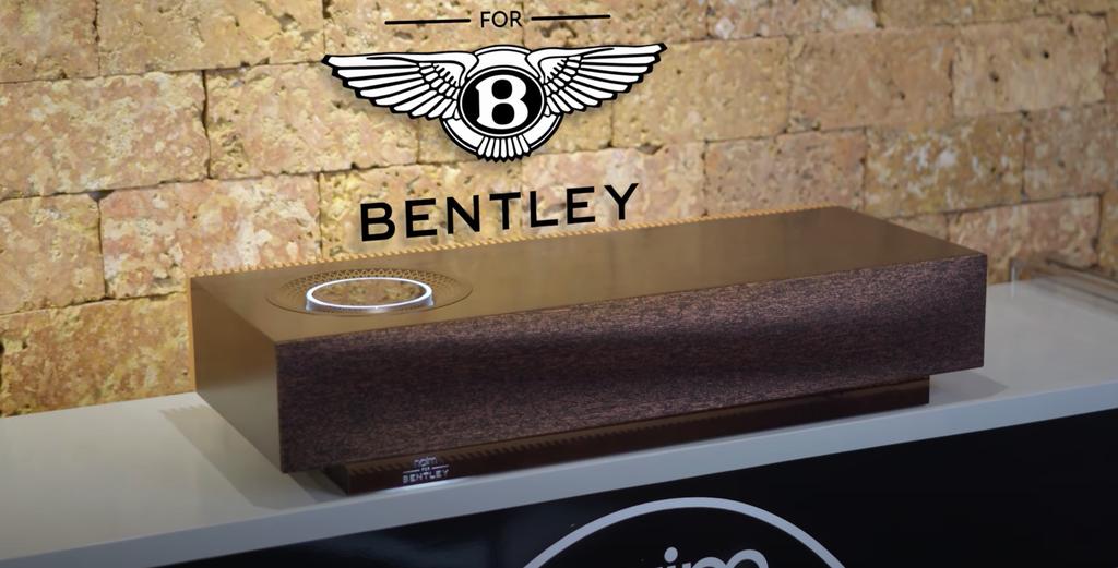 Naim Mu-so 2 phiên bản Bentley – Hệ thống audio all-in-one đẳng cấp luxury Anh Quốc ảnh 3