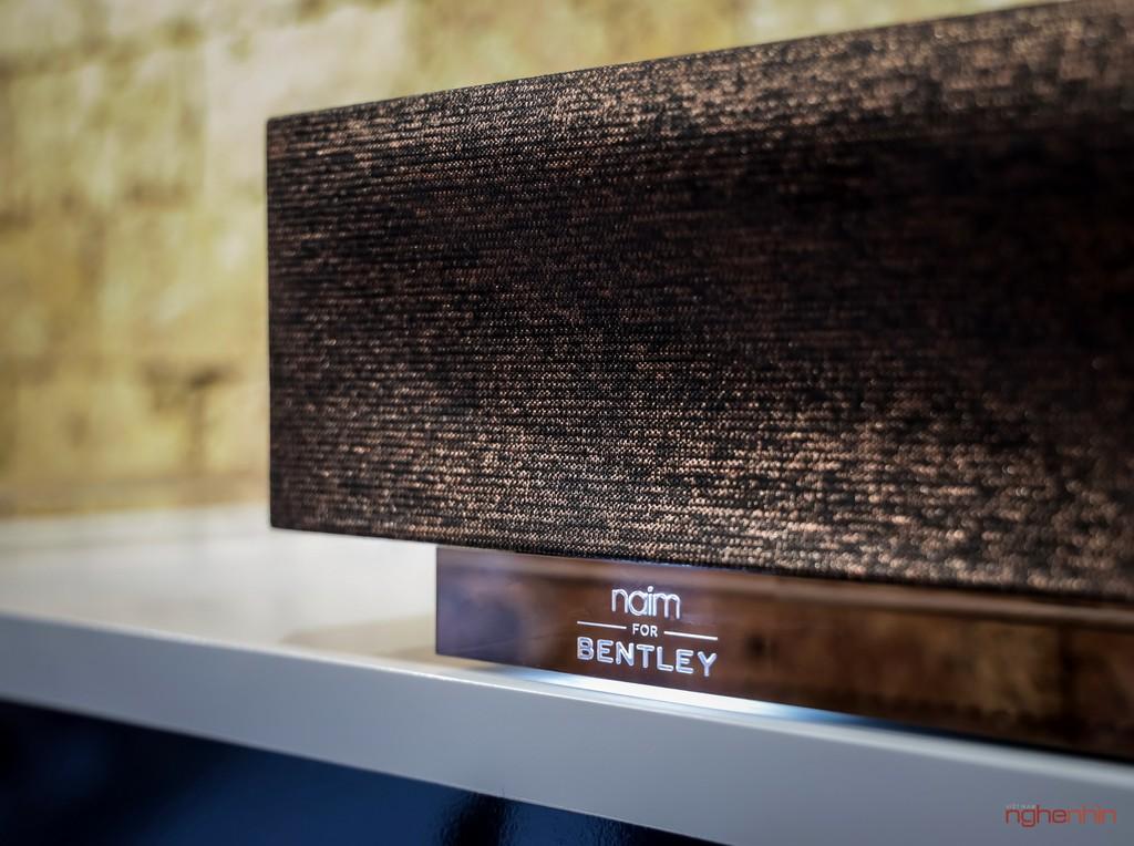 Naim Mu-so 2 phiên bản Bentley – Hệ thống audio all-in-one đẳng cấp luxury Anh Quốc ảnh 4