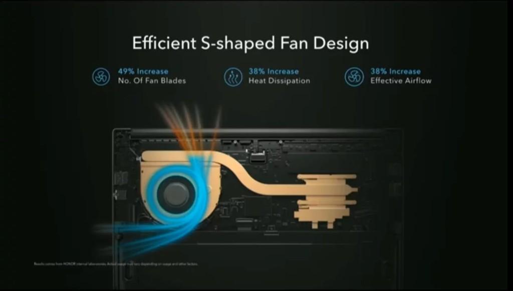 Honor MagicBook 14 và MagicBook 15 trình làng với Ryzen 5 3500U SoC ảnh 3