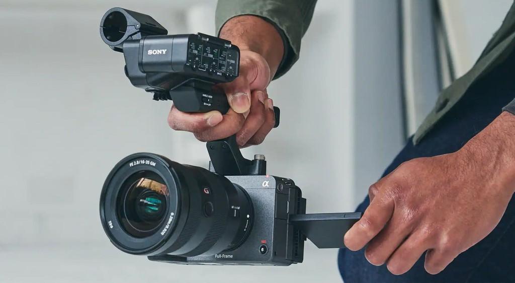 Sony FX3 ra mắt: máy ảnh full frame nhỏ gọn dòng Cinema giá phải chăng nhất ảnh 1