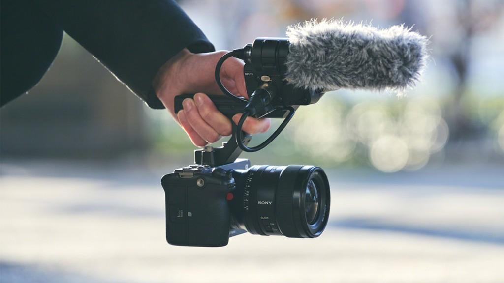 Sony FX3 ra mắt: máy ảnh full frame nhỏ gọn dòng Cinema giá phải chăng nhất ảnh 2