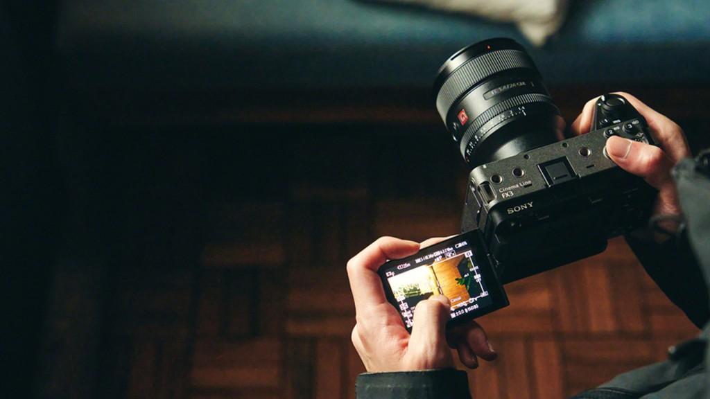 Sony FX3 ra mắt: máy ảnh full frame nhỏ gọn dòng Cinema giá phải chăng nhất ảnh 3