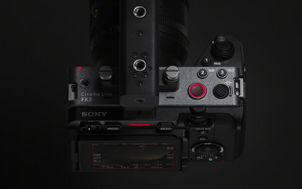 Sony FX3 ra mắt: máy ảnh full frame nhỏ gọn dòng Cinema giá phải chăng nhất ảnh 4
