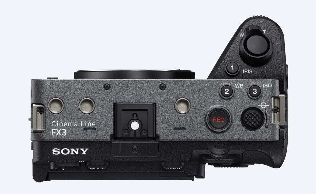 Sony FX3 ra mắt: máy ảnh full frame nhỏ gọn dòng Cinema giá phải chăng nhất ảnh 7