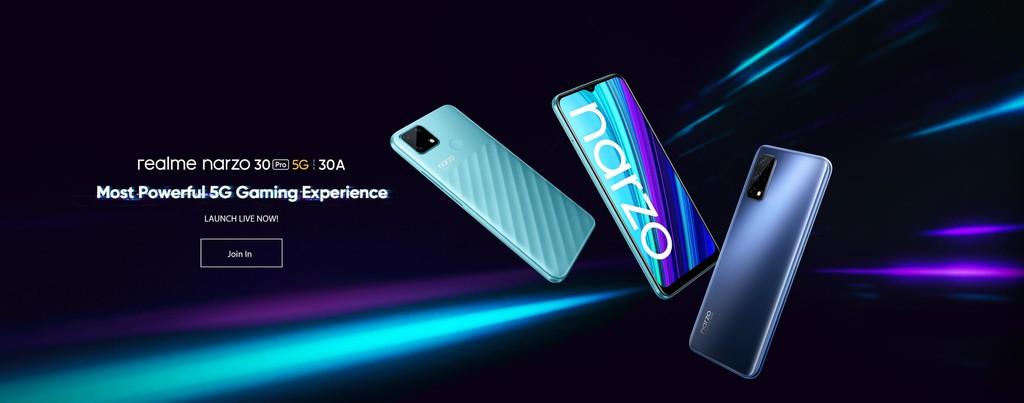 Smartphone 5G rẻ nhất ra mắt với màn hình 120Hz, giá từ 124 USD ảnh 1