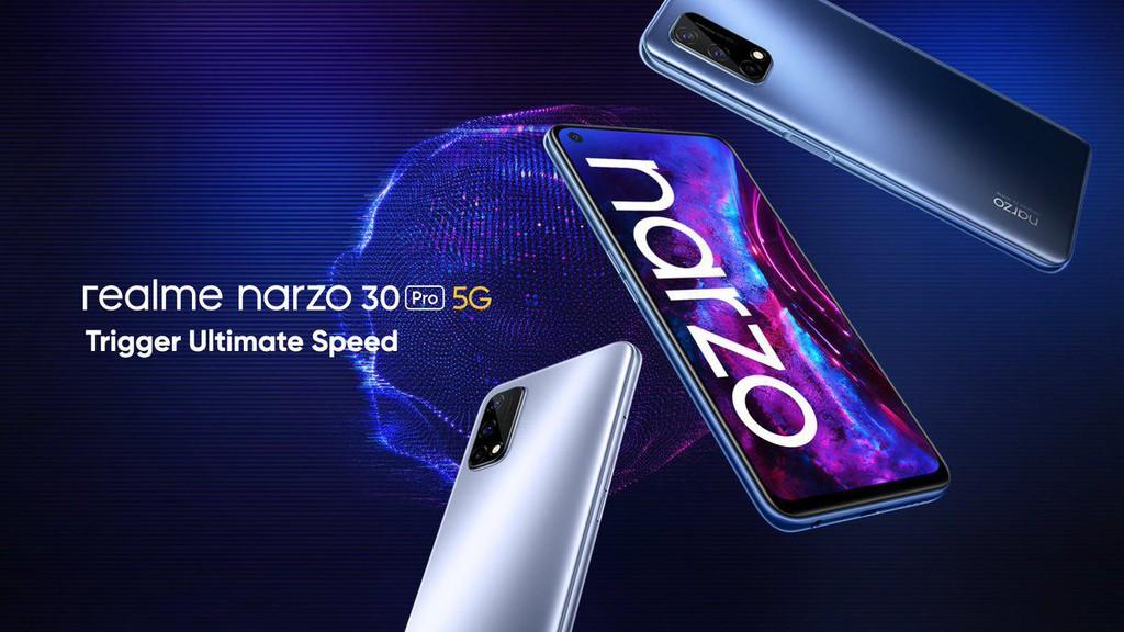 Smartphone 5G rẻ nhất ra mắt với màn hình 120Hz, giá từ 124 USD ảnh 2
