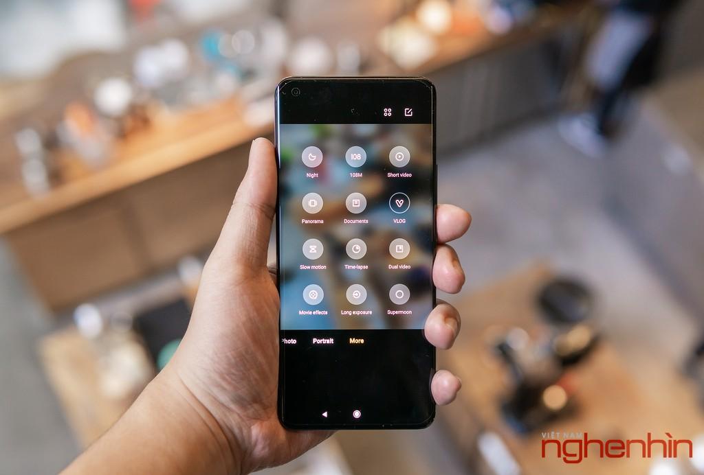 Trên tay Xiaomi Mi 11, trải nghiệm hệ thống camera nhiều nâng cấp mạnh mẽ ảnh 11