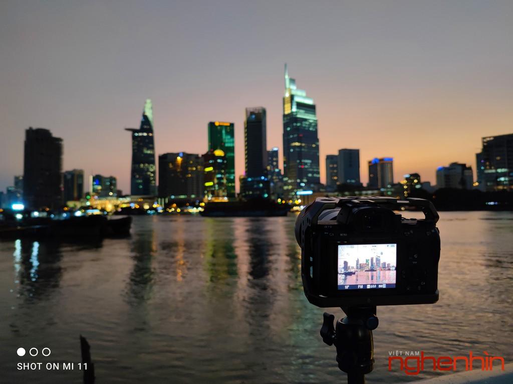 Trên tay Xiaomi Mi 11, trải nghiệm hệ thống camera nhiều nâng cấp mạnh mẽ ảnh 15
