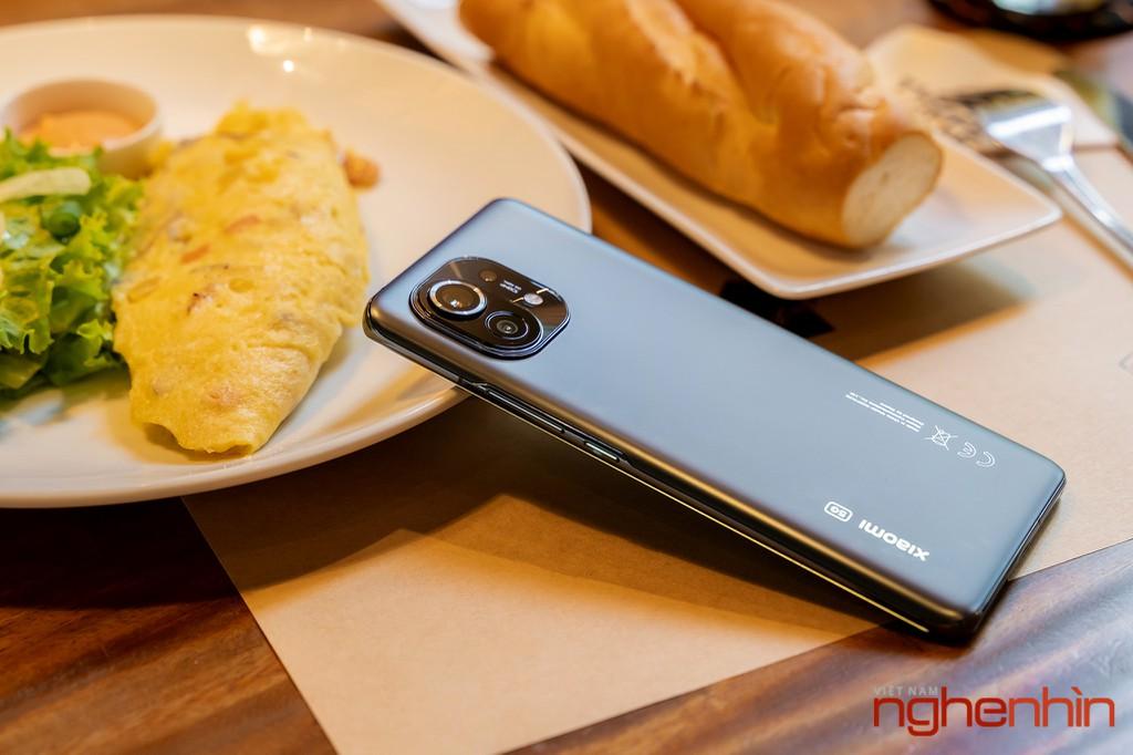 Trên tay Xiaomi Mi 11, trải nghiệm hệ thống camera nhiều nâng cấp mạnh mẽ ảnh 49