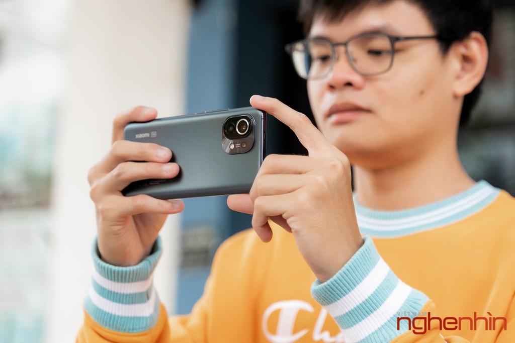 Trên tay Xiaomi Mi 11, trải nghiệm hệ thống camera nhiều nâng cấp mạnh mẽ ảnh 10