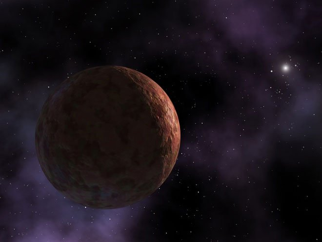 Quỹ đạo của Sedna kỳ lạ đến mức khó tin khi có thể di chuyển tự do mà không bị đẩy ra khỏi Hệ Mặt trời