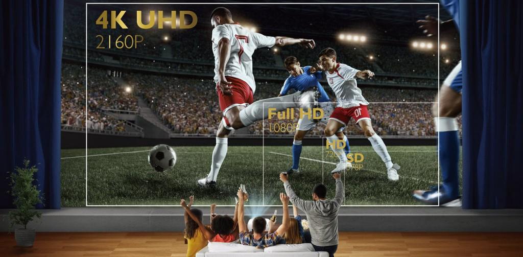 Máy chiếu BenQ 4K tái chiếm ngôi vị số 1 về thị phần tại khu vực Châu Á Thái Bình ảnh 5
