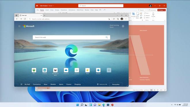 Windows 11 ra mắt: chạy được app Android, cập nhật miễn phí, cấu hình yêu cầu ảnh 2