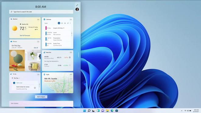 Windows 11 ra mắt: chạy được app Android, cập nhật miễn phí, cấu hình yêu cầu ảnh 3