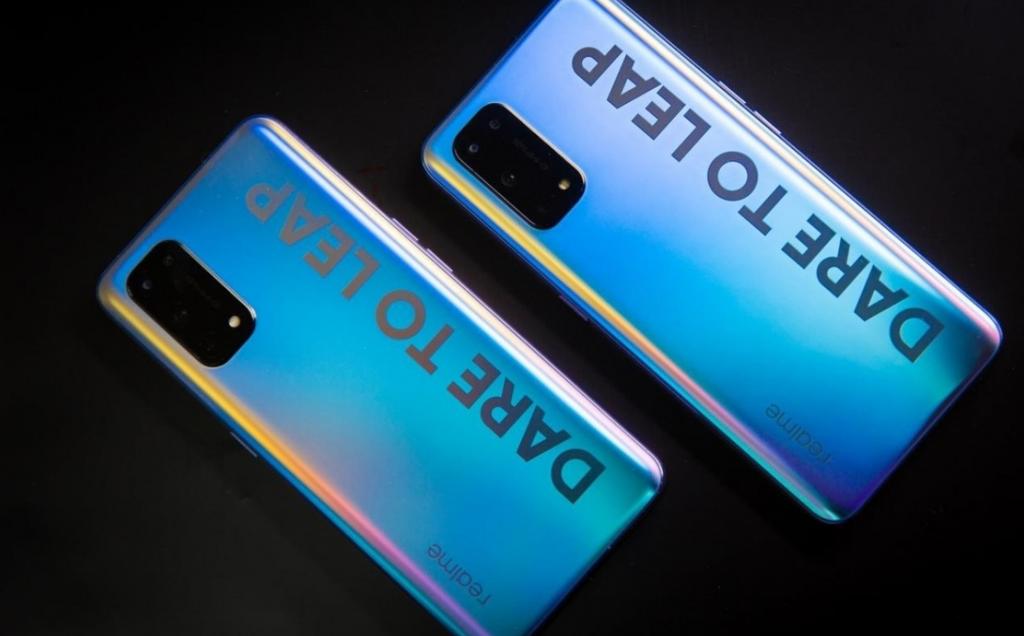 Realme X7 Pro: 4 camera, RAM 8GB, sạc nhanh 65W, mặt lưng rất đẹp sắp ra mắt ảnh 1