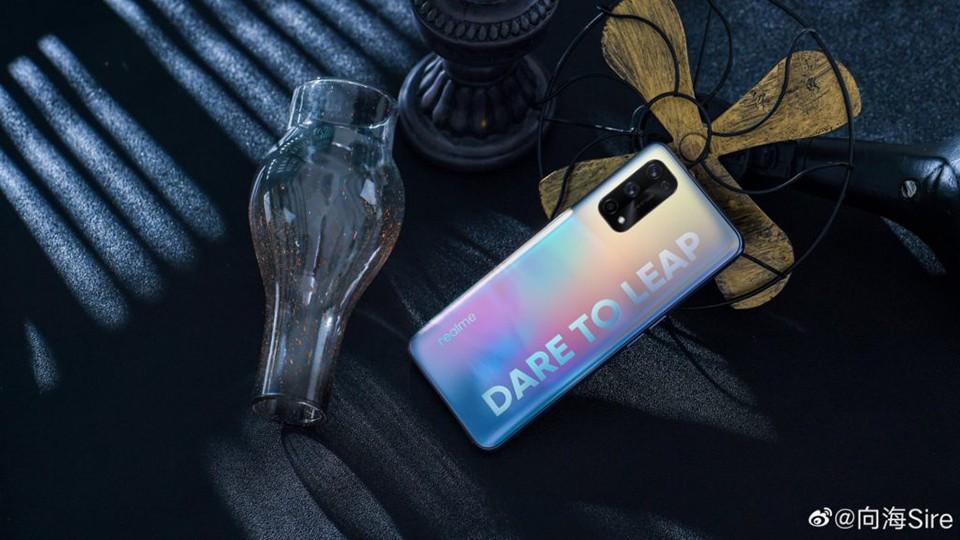 Realme X7 Pro: 4 camera, RAM 8GB, sạc nhanh 65W, mặt lưng rất đẹp sắp ra mắt ảnh 6