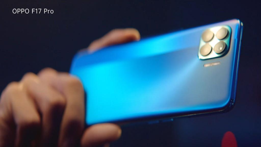 OPPO F17 Pro: smartphone đẹp nhất năm, 6 camera AI, giá chỉ hơn 7 triệu  ảnh 3