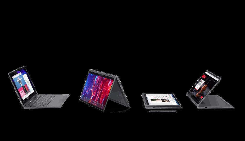 Lenovo tung ra 5 mẫu laptop Yoga mới: sang, xịn, mịn và pin trâu hơn ảnh 6
