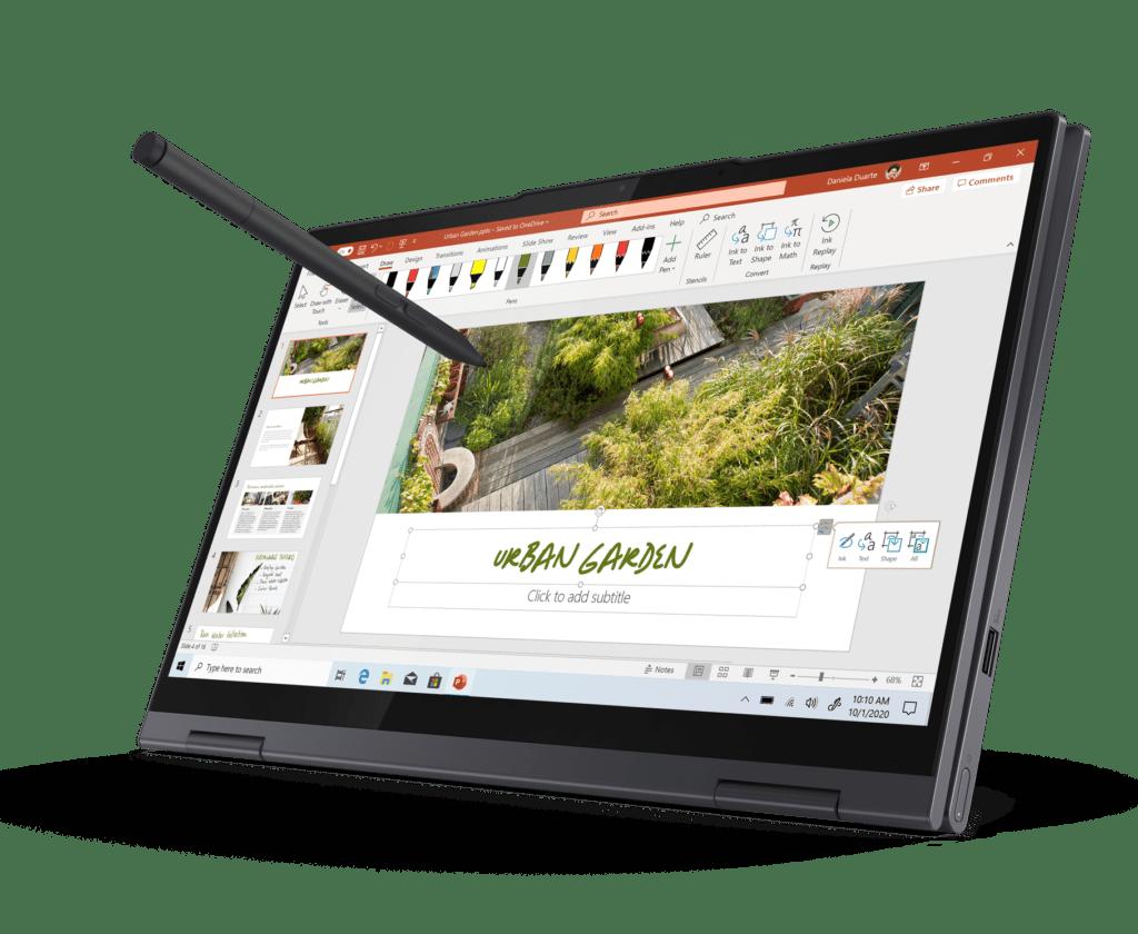 Lenovo tung ra 5 mẫu laptop Yoga mới: sang, xịn, mịn và pin trâu hơn ảnh 7