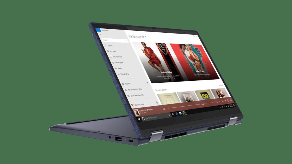 Lenovo tung ra 5 mẫu laptop Yoga mới: sang, xịn, mịn và pin trâu hơn ảnh 10