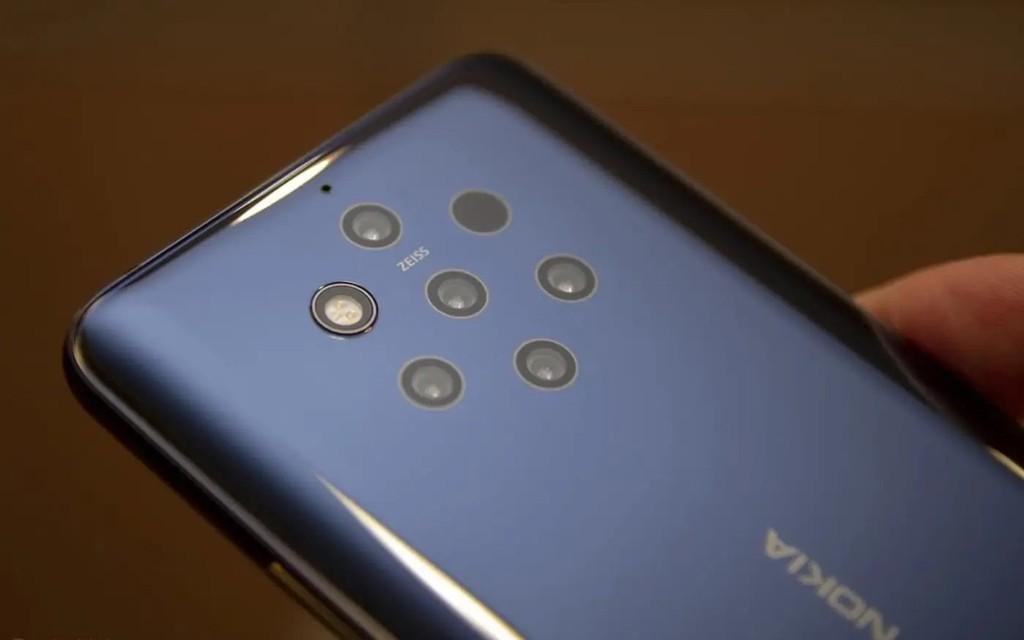 Smartphone Nokia có camera ẩn dưới màn hình, snapdragon 865, RAM 8GB, giá khoảng 800 USD ảnh 1