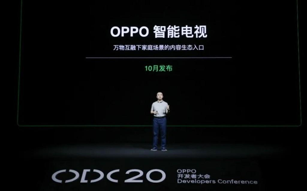 Oppo ra mắt 2 smart TV vào tháng 10 ảnh 1