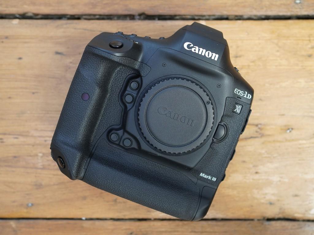 Canon EOS 1D X Mark III ra mắt: quay 4K60fps, ảnh 10-bit HEIF, giá dự kiến 6.000 USD ảnh 1