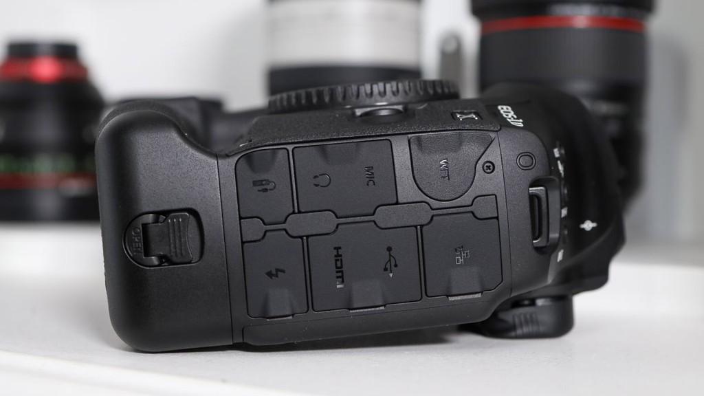 Canon EOS 1D X Mark III ra mắt: quay 4K60fps, ảnh 10-bit HEIF, giá dự kiến 6.000 USD ảnh 4
