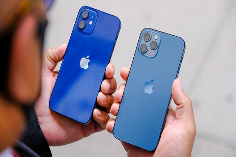 iPhone 12 dot dau khong du ban tai Viet Nam