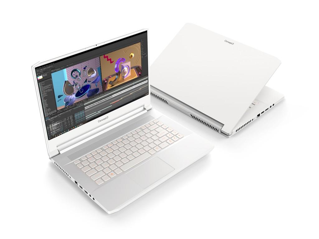 Acer ra mắt ConceptD 300 mới và hai chiếc ConceptD 7 ảnh 2