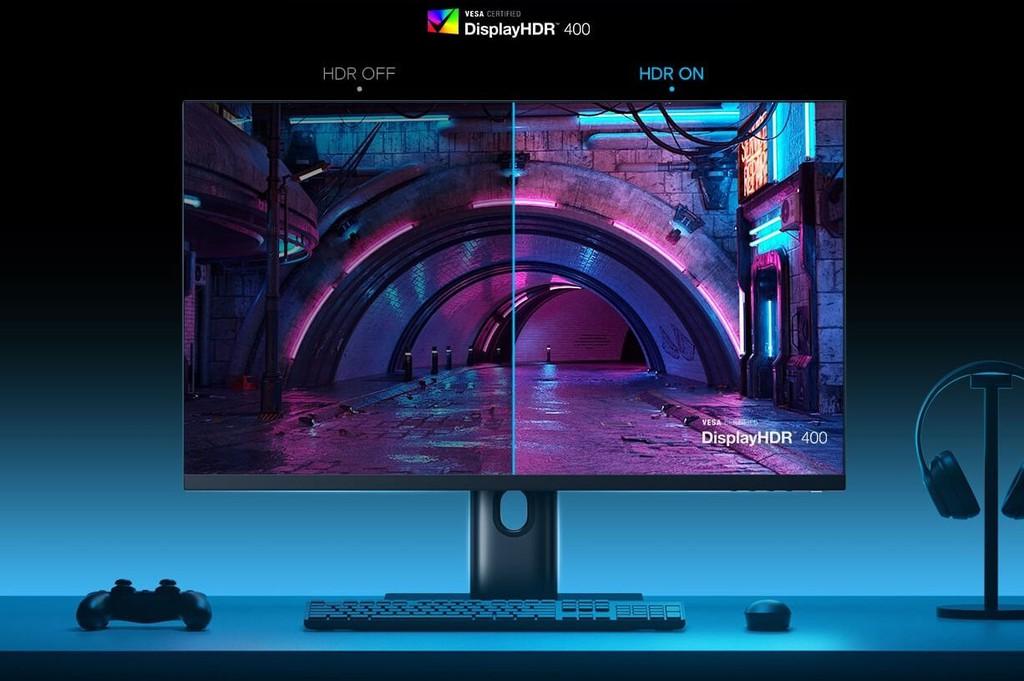 Xiaomi ra mắt màn hình gaming Fast LCD: 24.5 inch, 144 Hz, giá 224 USD ảnh 2