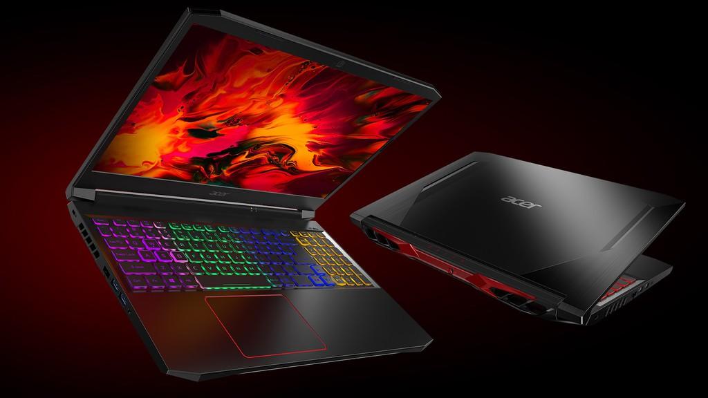 Acer Nitro 5 sử dụng Ryzen 5000 được tiết lộ trên web bán lẻ ảnh 1