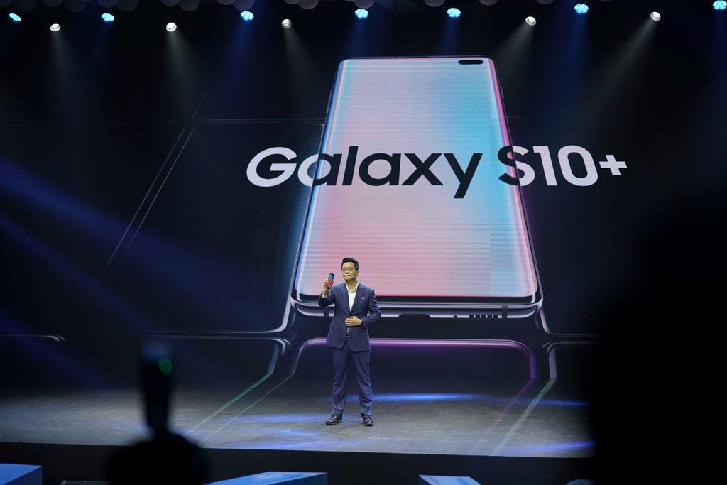 Samsung Galaxy S10 series ra mắt thị trường Việt giá từ 16 triệu ảnh 1