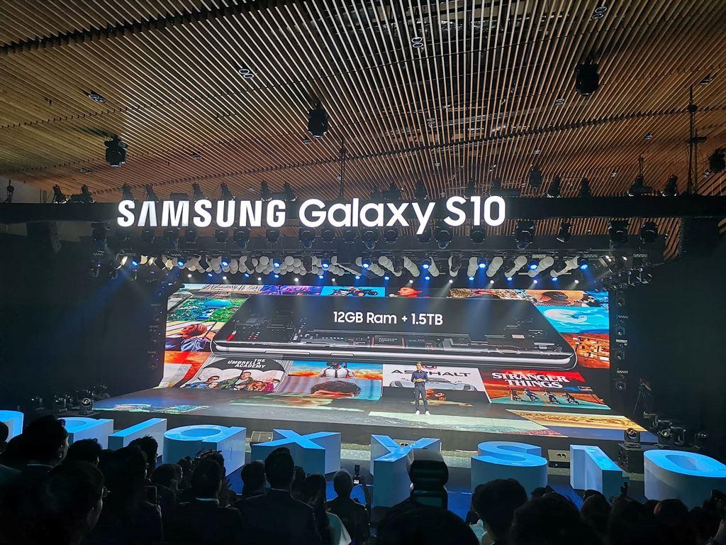 Samsung Galaxy S10 series ra mắt thị trường Việt giá từ 16 triệu ảnh 3