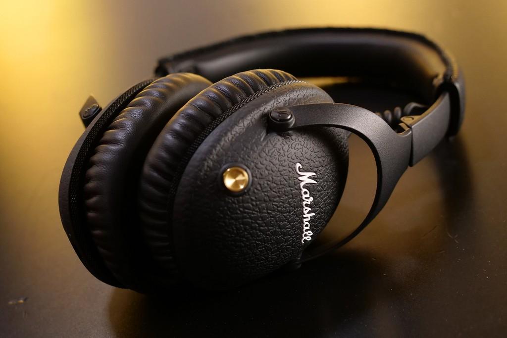 Marshall trình làng tai nghe chống ồn đầu bảng, Monitor II A.N.C, sạc 15 phút cho 5 tiếng nghe nhạc ảnh 1