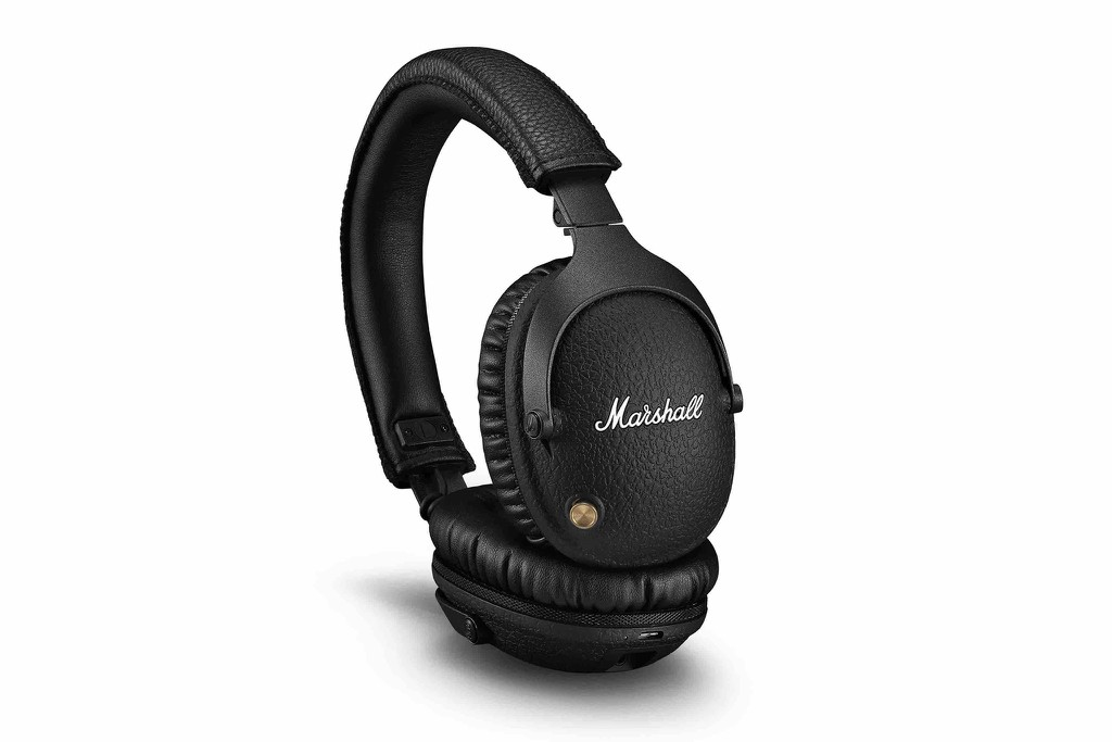 Marshall trình làng tai nghe chống ồn đầu bảng, Monitor II A.N.C, sạc 15 phút cho 5 tiếng nghe nhạc ảnh 2