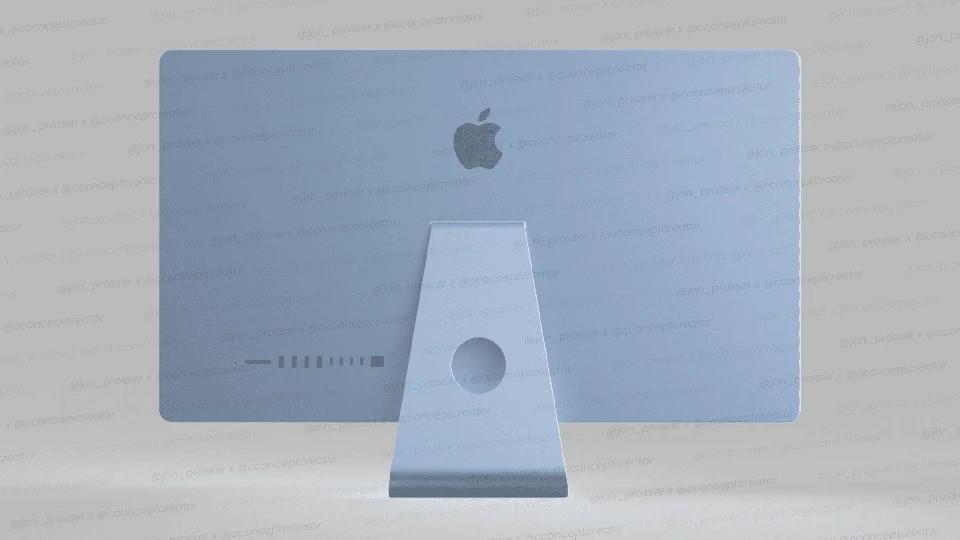 Năm 2021, iMac và Mac Pro Mini sẽ có thiết kế mới, nhiều màu như iPad Air ảnh 2
