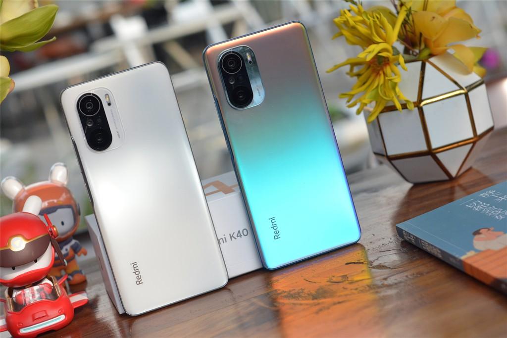 Redmi K40 series ra mắt: màn hình 120Hz, Snapdragon 870/888, giá từ 309 USD ảnh 3