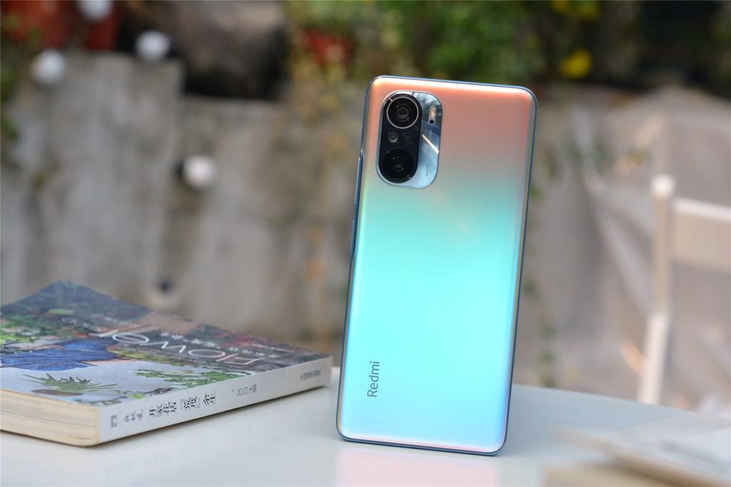 Redmi K40 series ra mắt: màn hình 120Hz, Snapdragon 870/888, giá từ 309 USD ảnh 4