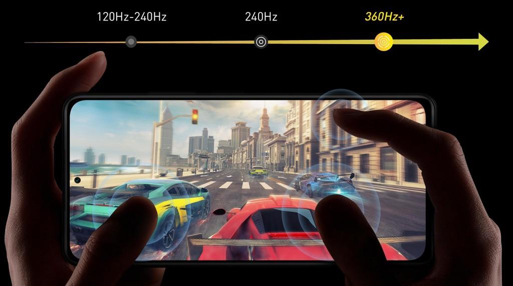 Redmi K40 series ra mắt: màn hình 120Hz, Snapdragon 870/888, giá từ 309 USD ảnh 5