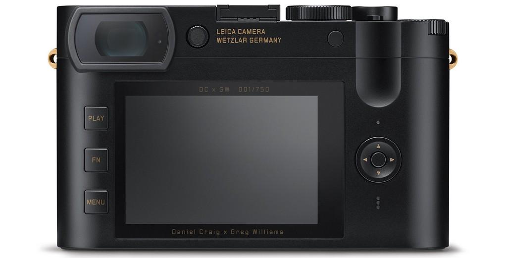 Leica công bố phiên bản giới hạn Daniel Craig x Greg Williams Q2: chỉ 750 chiếc, giá 6.995 USD ảnh 4