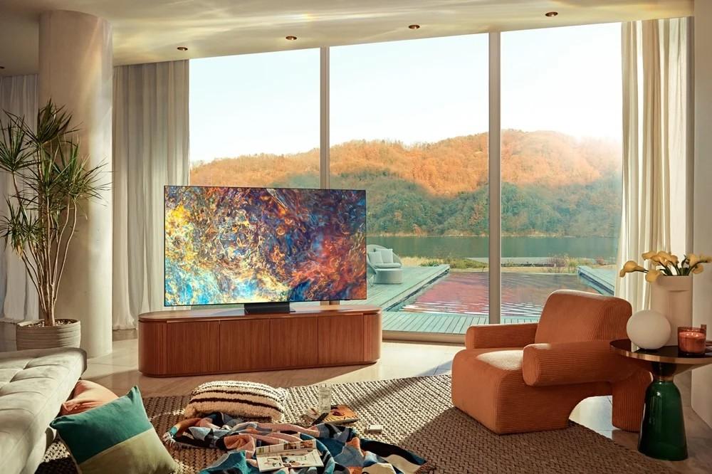 Samsung tiết lộ giá của dòng TV QLED 4K 2021 giá từ 549 USD  ảnh 2