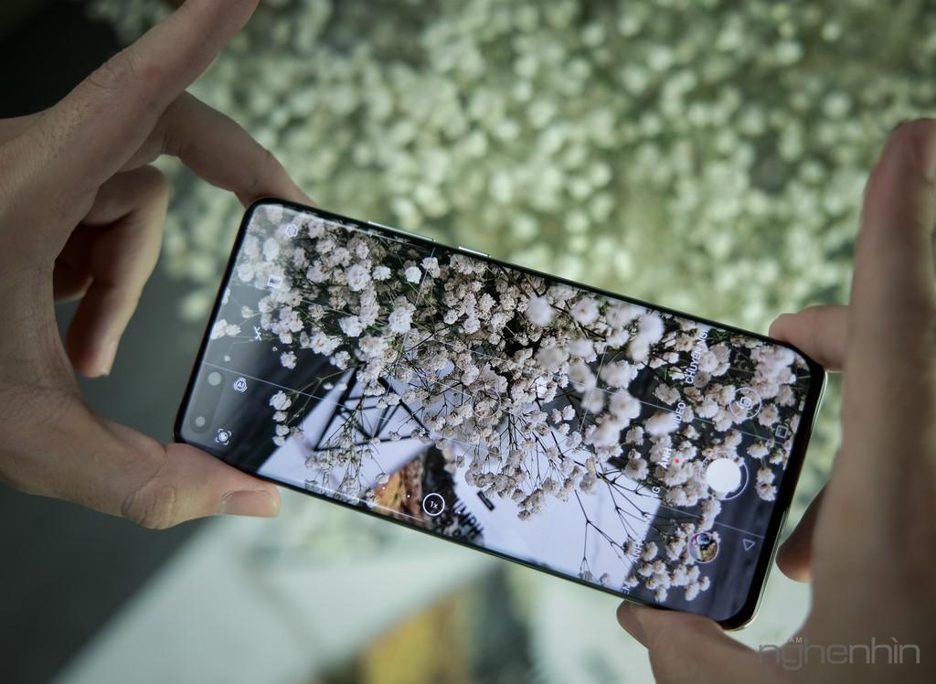 Cận cảnh Huawei P40 Pro tại Việt Nam phiên bản bạc băng giá: nhìn đã, sờ sướng ảnh 11