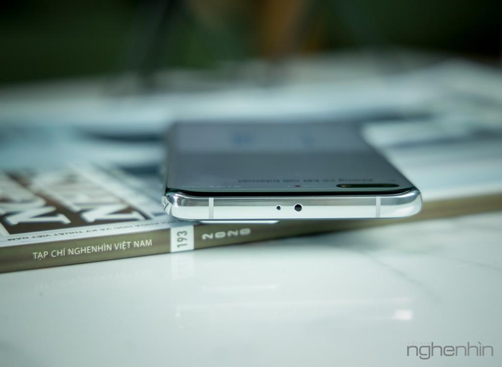 Cận cảnh Huawei P40 Pro tại Việt Nam phiên bản bạc băng giá: nhìn đã, sờ sướng ảnh 3