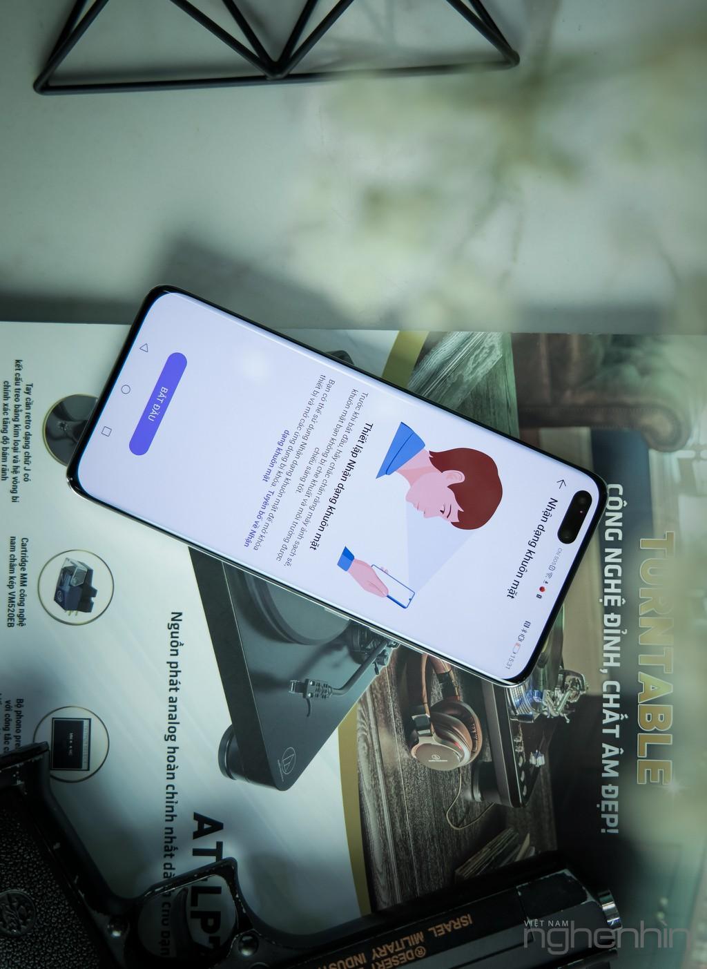 Cận cảnh Huawei P40 Pro tại Việt Nam phiên bản bạc băng giá: nhìn đã, sờ sướng ảnh 9