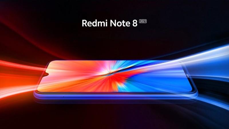 Redmi Note 8 2021 ra mắt: nâng cấp nhẹ nhưng chưa có giá ảnh 1