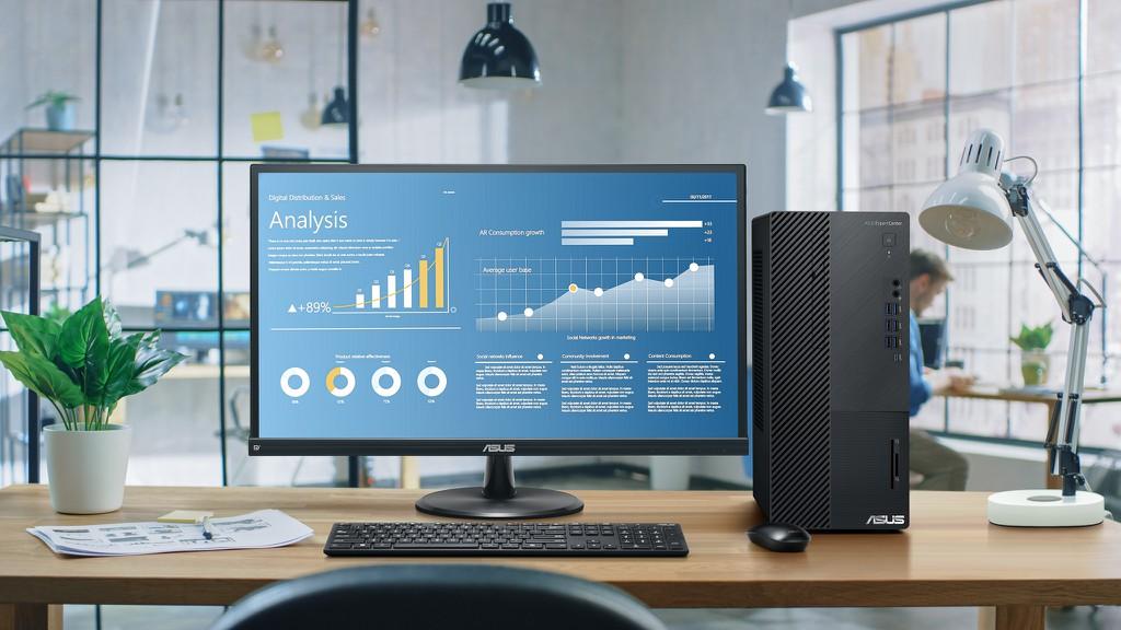 """Bài toán """"hiệu suất-linh hoạt-tiết kiệm"""" cho doanh nghiệp cùng máy bộ ASUS ExpertCenter ảnh 1"""