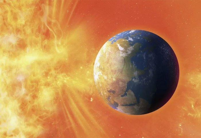 Mặt trời tiêu diệt chúng ta