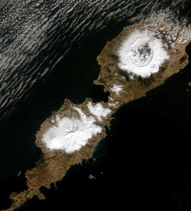 Các nhà khoa học cho rằng đã xác định được một vụ núi lửa phun trào thời cổ đại.